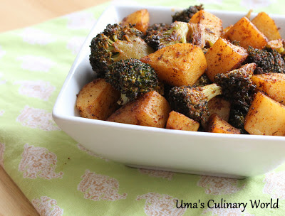 Aloo Broccoli