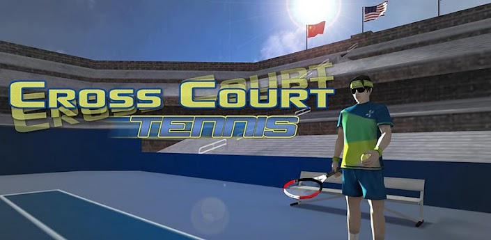 Cross Court Tennis qvga hvga apk for armv6 android phone! Free