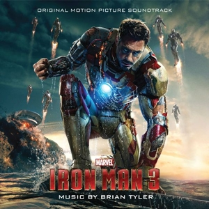 Iron Man 3 Soundtrack Cover Download Iron Man 3   OST   2013