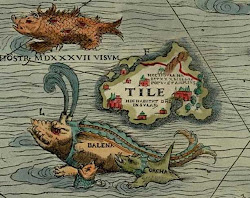 The ancient Norse land of Thule...