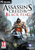 PC Assassin's Creed IV: Black Flag Box Art