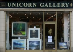 The Unicorn Gallery, Wilmslow