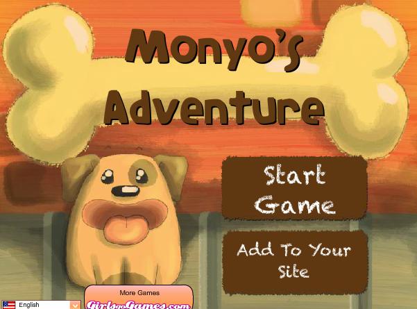 Η Περιπέτεια του Monyo