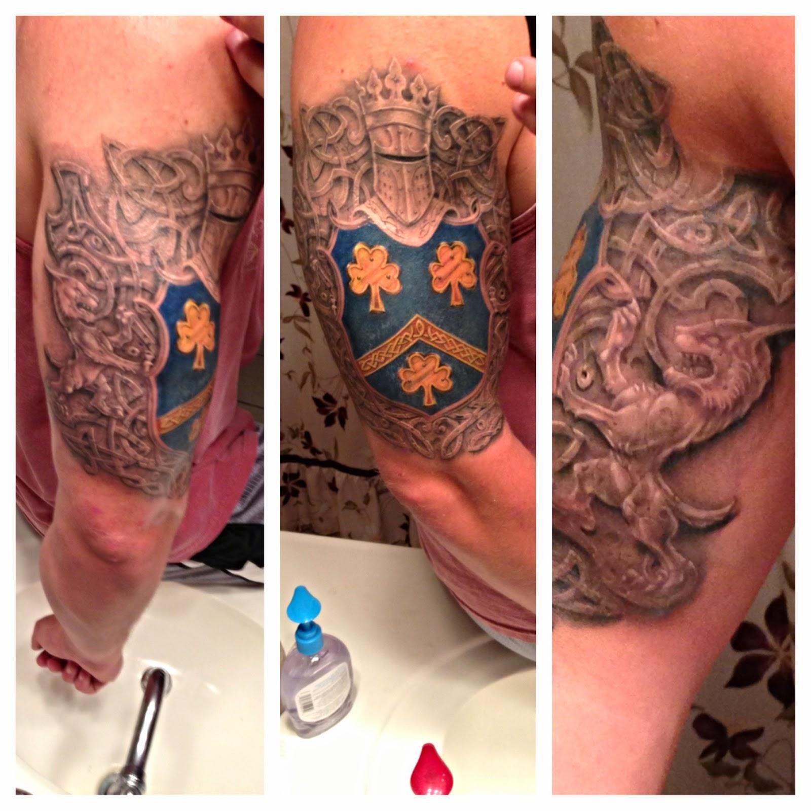 Mystic Tattoo