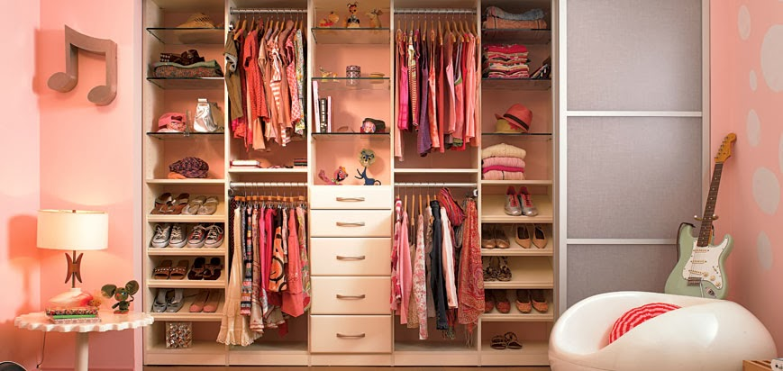 Closets para dormitorios juveniles walk in closets para for Modelos de closets modernos para dormitorios