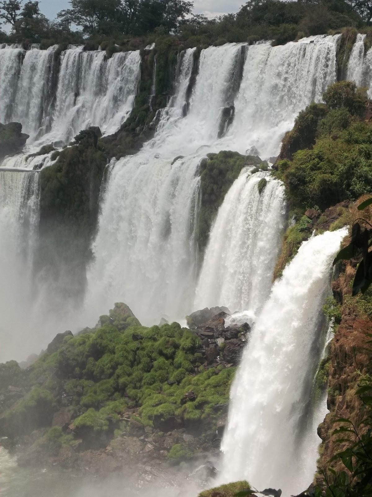 Cataratas del Iguazú, Argentina