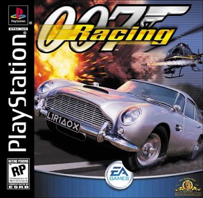 007 Racing PS1