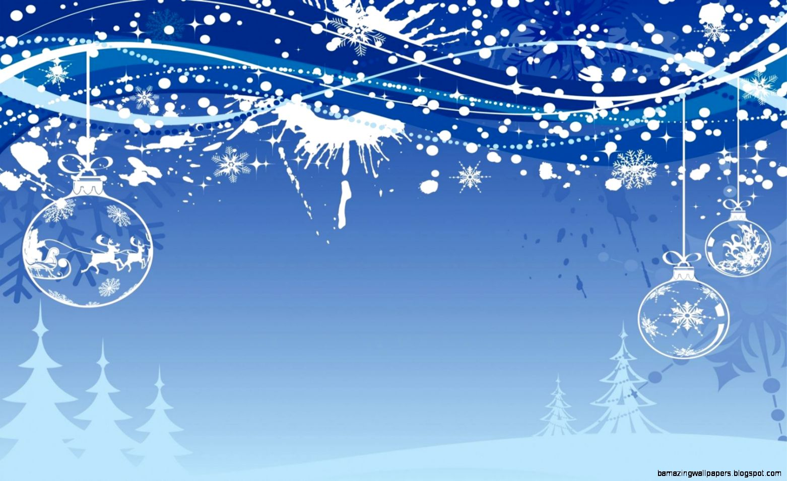 Winter Wonderland Backgrounds – HD Backgrounds Pic