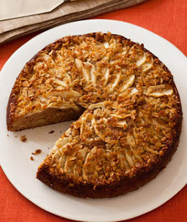 than a warm apple cake. With only 15 minutes of prep time, this cake ...