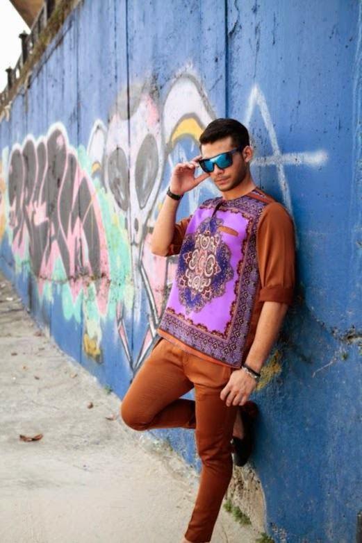 Zery Zamry tampil koleksi Hipster raya untuk lelaki