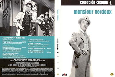 Monsieur Verdoux (1947) | Cine clásico - Charles Chaplin