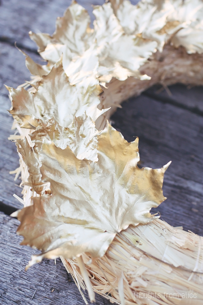 How to Spray Paint and Mount Plant Leaves. Facebook Comment MORE. Twitter Google+. Martha Stewart welcomes craft editor Athena Preston to learn about spray painting leaves and mounting them into boxes, making a dramatic decoration. More Less. Watch More Videos From Home Décor Tips.