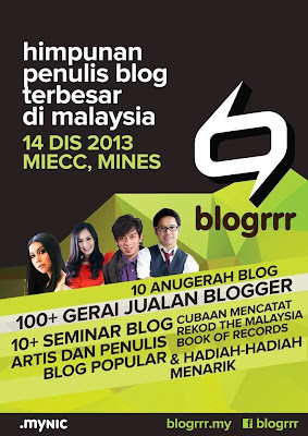 blogger terbaik, perhimpunan blogger terbesar malaysia, malaysia book of record,