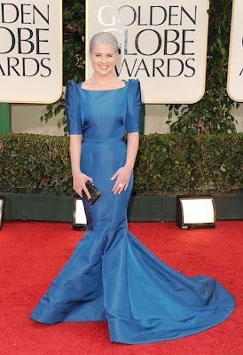Las peor vestidas de los Globos de Oro 2012