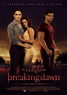 Breaking dawn streaming