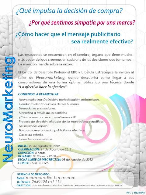 Ronny Ricaurte Triana - Neuromarketing