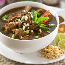 Original Recipe Rawon Surabaya
