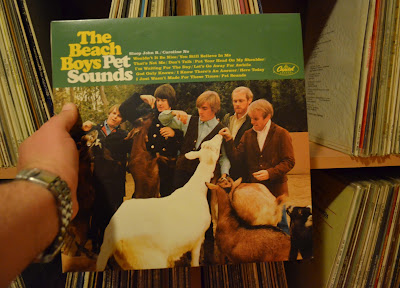 The Beach Boys - Pet Sounds  1966 (Capitol)