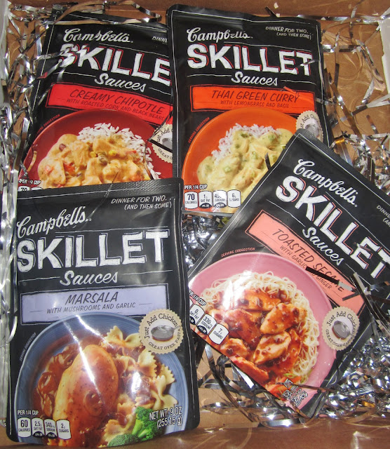 Campbell's Skillet Sauces