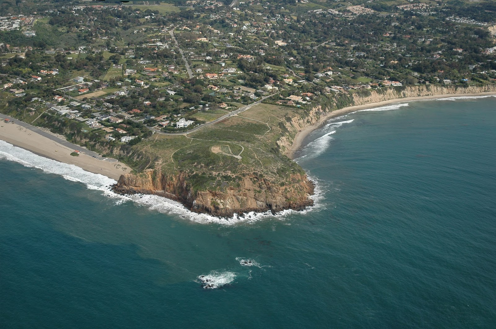 Dume Beach Ca