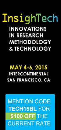 Join us at InsighTech in San Francisco