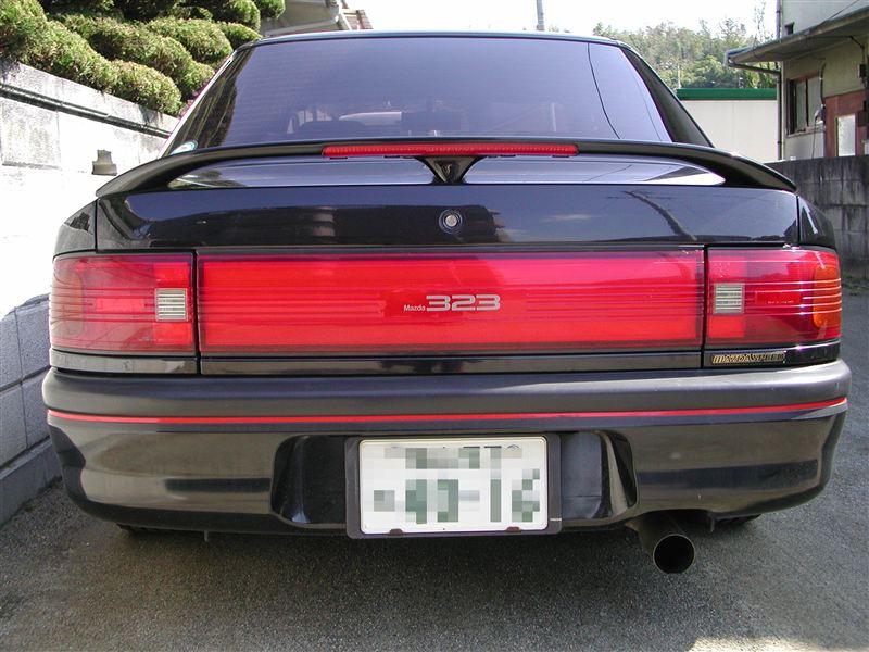 Mazda 323 / Familia (BG)