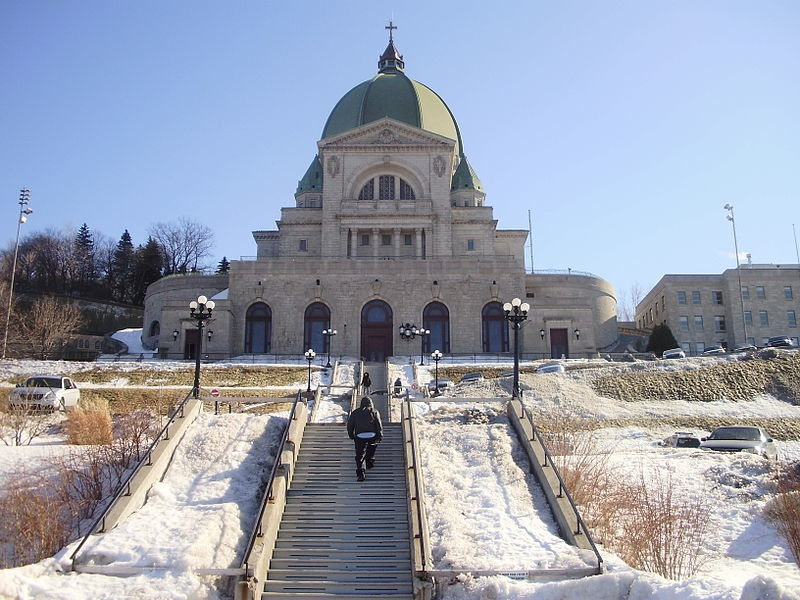 photo of St. Joseph's Oratory