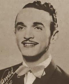 O cantor Nilton Paz, que namorou Emilinha e, depois, Marlene