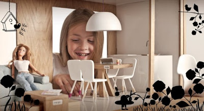 Ars city la casa delle bambole versione 2011 - Ikea casa bambole ...