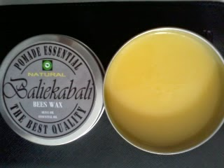 POMADE ESSENTIAL BALIEKA BALI NATURAL