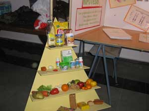 Mi sala amarilla pir mide alimenticia y valo nutricional for Proyecto restaurante escolar