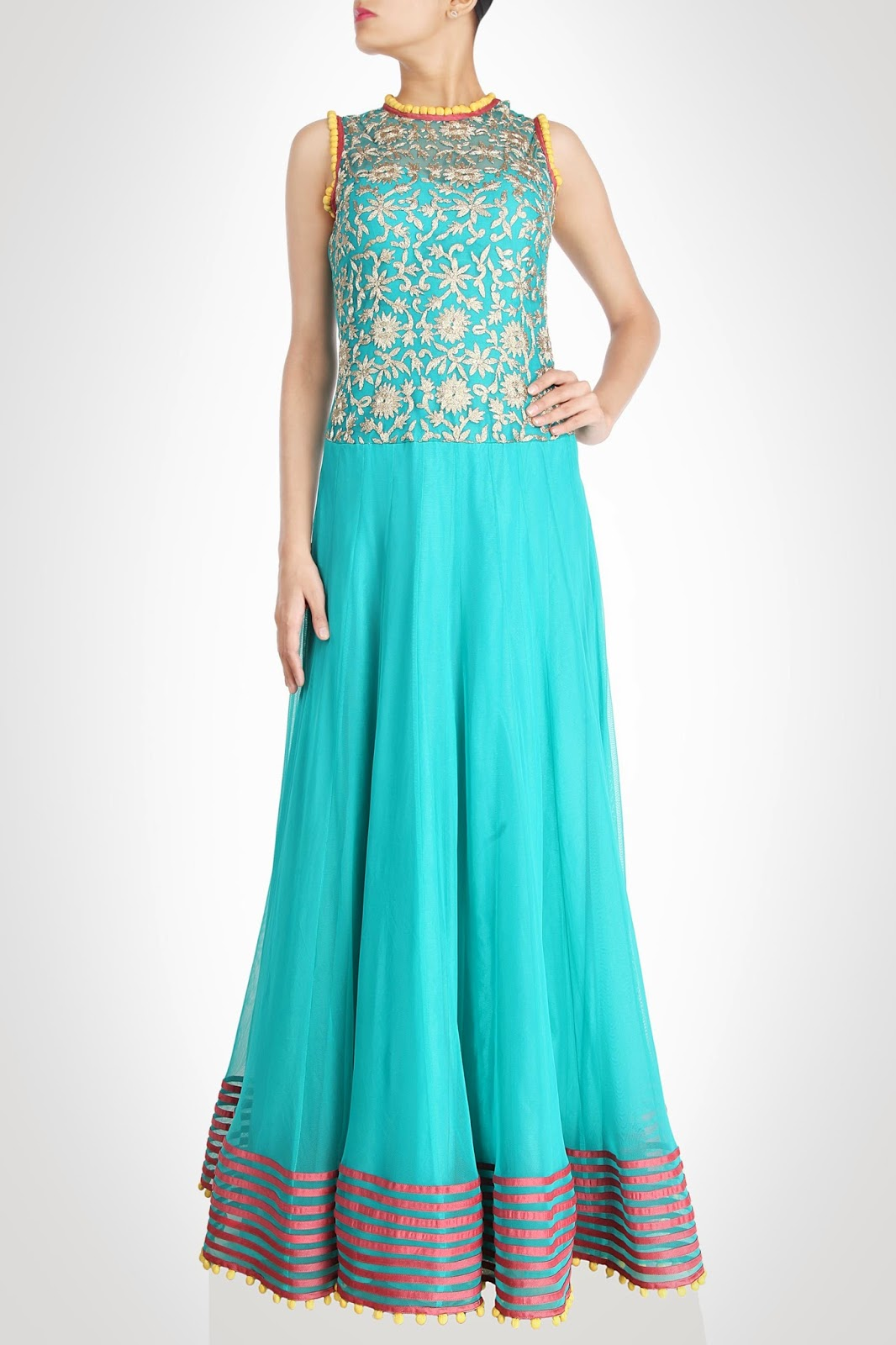Indian Maxi Dress - Cocktail Dresses 2016