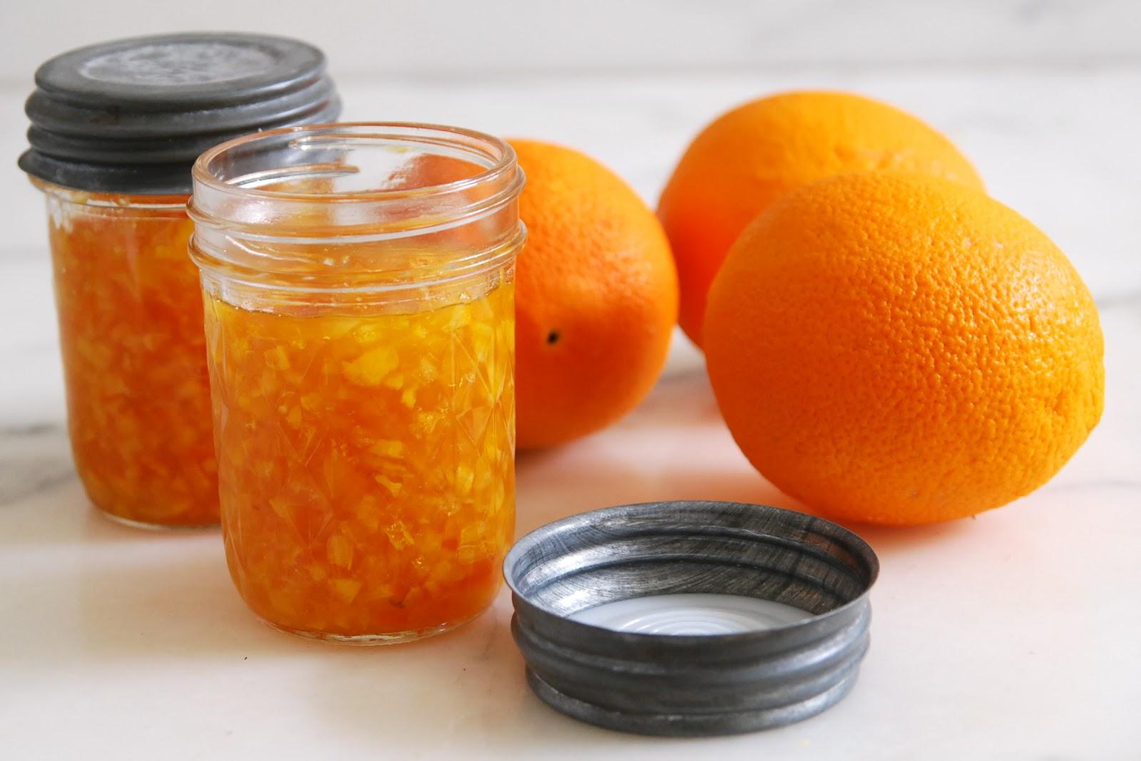 My Recession Kitchen...and garden: Orange Marmalade