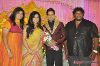 Celebraties at Actor Bharat n Jessy Wedding Reception Photos+%2528136%2529 Actor Bharath n Jessy Wedding Photos