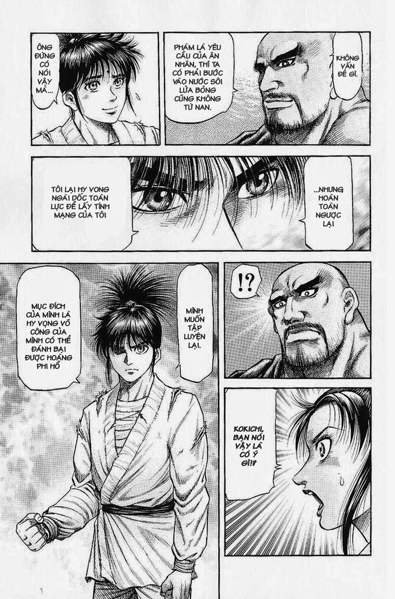 Chú Bé Rồng - Ryuuroden chap 130 - Trang 15