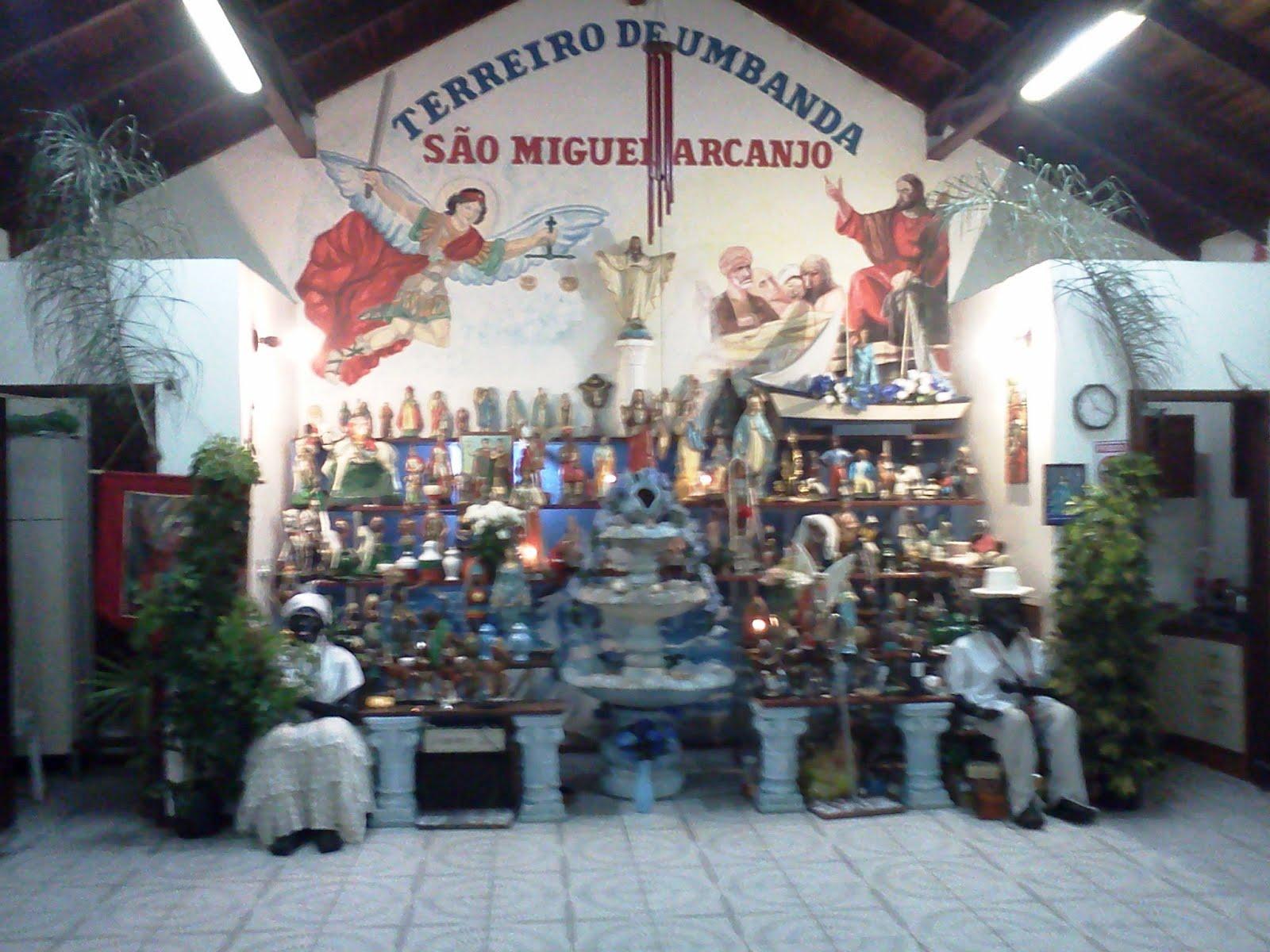 Terreiro de Umbanda São Miguel de Arcanjo
