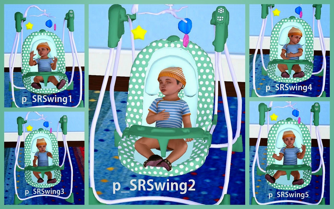 My Sims 3 Blog Baby Gift Pack By Yosimsima