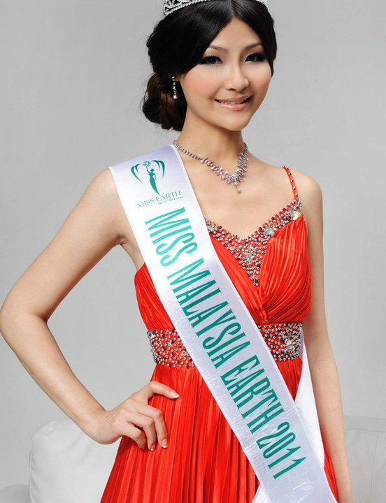 Tze Hui Tay,Miss Earth Malaysia 2011