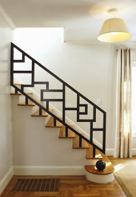 Home Decorating Ideas Modern Homes Iron Stairs Railing Designs