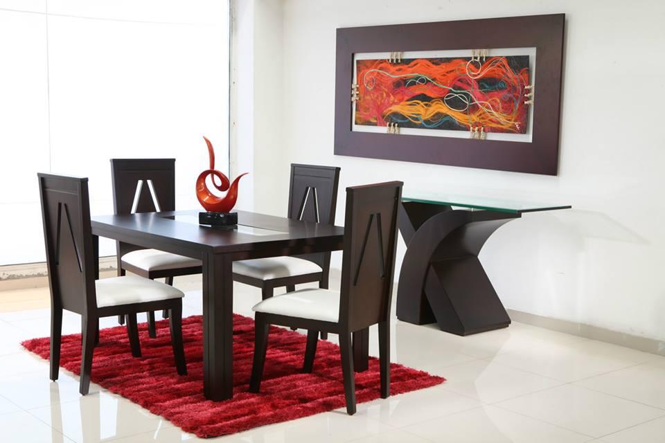 Cuadros en Comedor | Cuadros Instalados - Decorations