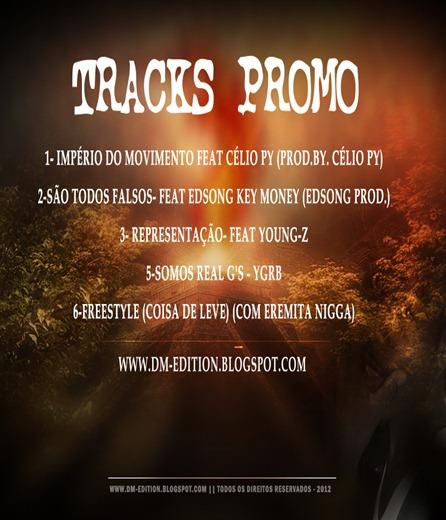 Dm-Edition -Mixtape Imperio do Movimento Vol.1 (Tracks Promos)[Download Gratuito]