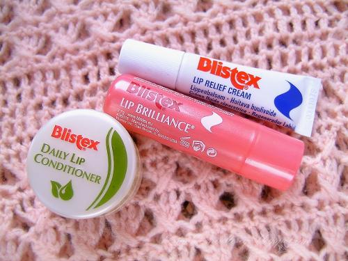 O rodzinie produktów do ust Blistex