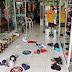 Bandidos armados com submetralhadora invadem e roubam loja no centro de Tobias Barreto-BA