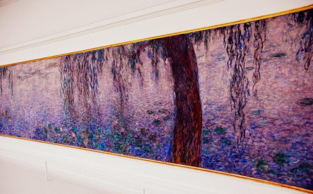 La meraviglia delle ninfee di Monet - foto di LWYang