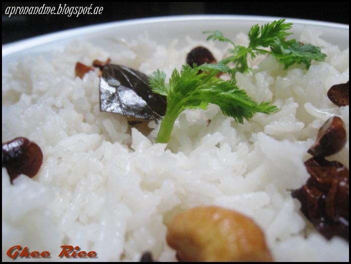 tasty ghee rice