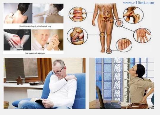 Hỏi đáp chuyên gia tư vấn bệnh đau xương khớp Phần3