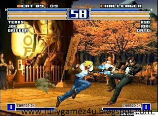 Download The King Of Fighter 2003 Game For Pc