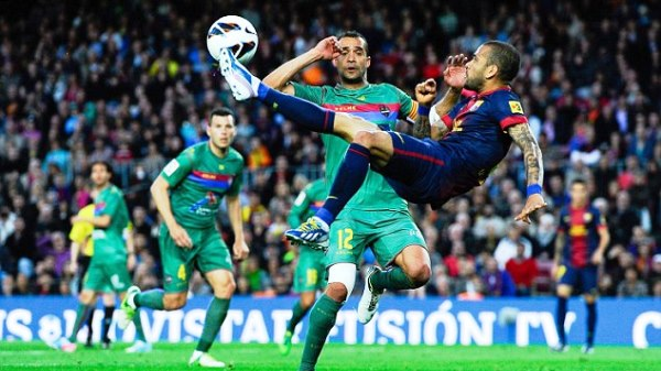 La Liga - Barcelona v Levante