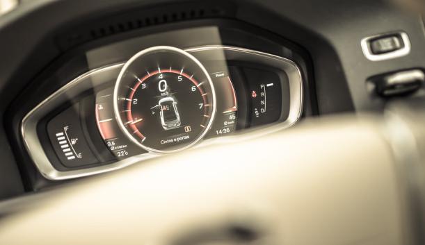 Volvo S60 Drive-E 245 hp Benchmark