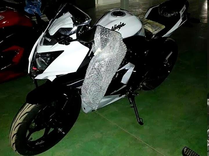 Kawasaki 250SL RR Mono